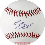 A.J. Reed Autographed Official ML Baseball