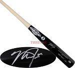 Mike Trout Autographed Old Hickory Game Model Bat