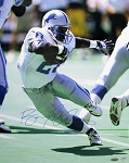Barry Sanders Autographed Detroit Lions 16x20 Photo