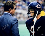 Mike Ditka & Jim McMahon Autographed Chicago Bears 16x20 Photo