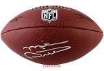 Mike Ditka Autographed Wilson NFL Platinum Football