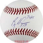 Billy Wagner Autographed Official ML Baseball Inscribed 7x AS