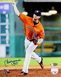 Chris Devenski Autographed Houston Astros 8x10 Photo