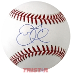 Derek Fisher Autographed Official ML Baseball