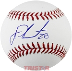 J.D. Martinez Autographed Official ML Baseball