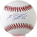 Ken Giles Autographed Official ML Baseball