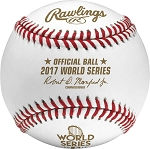 Rawlings Official 2017 World Series Baseball
