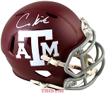 Christian Kirk Autographed Texas A&M Aggies Mini Helmet