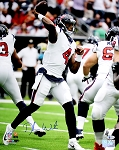 Deshaun Watson Autographed Houston Texans Throwing 16x20 Photo