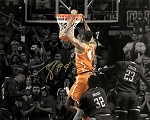 Mohamed Bamba Autographed University of Texas Longhorns Spotlight 16x20 Photo