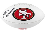 Jimmy Garoppolo Autographed San Francisco 49ers Logo Football