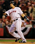 Manny Ramirez Autographed Boston Red Sox 16x20 Photo