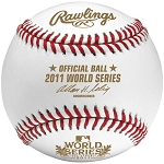 Rawlings Major League 2011 World Series Baseball