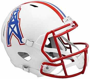 Houston Oilers Mini Helmet
