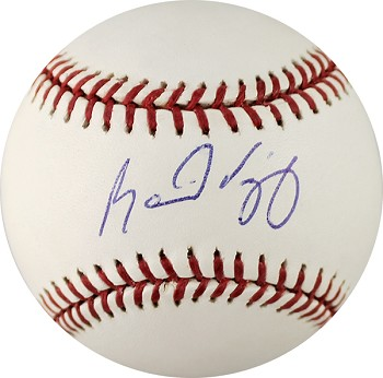 Ramón Vázquez Autographed Major League Baseball