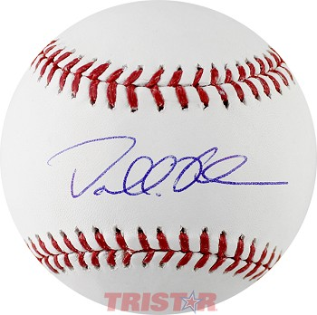 Dallas Keuchel Autographed Official ML Baseball