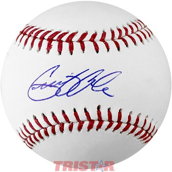 Gerrit Cole Autographed Official ML Baseball