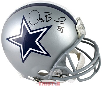 Dez Bryant Autographed Dallas Cowboys Full Size Authentic Helmet