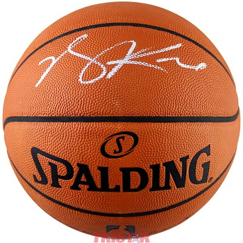 Derrick Rose Autographed Spalding Official NBA Game Ball Basketball