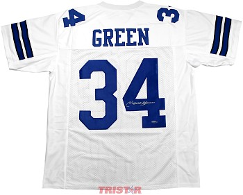 Cornell Green Autographed Dallas Cowboys Jersey