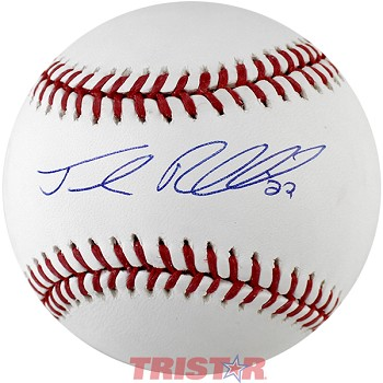 Josh Reddick Autographed Official ML Baseball