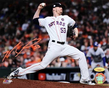 Ken Giles Autographed Houston Astros 8x10 Photo