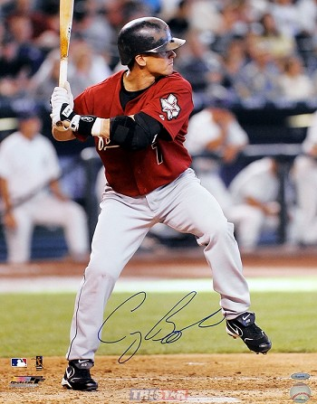 Craig Biggio Autographed Houston Astros 16x20 Photo