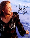 Laura Nativo Autographed 8x10 Photo