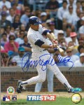 Ryne Sandberg Autographed Chicago Cubs 8x10 Photo