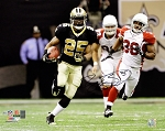 Reggie Bush Autographed New Orleans Saints 16x20 Photo