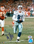 Patrick Jeffers Autographed Dallas Cowboys 8x10 Photo