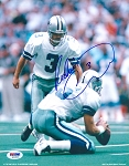 Richie Cunningham Autographed Dallas Cowboys 8x10 Photo