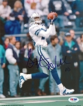 Stepfret Williams Autographed Dallas Cowboys 8x10 Photo