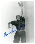 Mamie Peanut Johnson Autographed Negro League 8x10 Photo