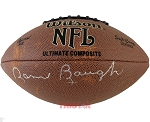 Sammy Baugh Autographed NFL Ultimate Composite Football