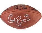 Chad Pennington Autographed Official NFL Football