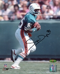 Mark Duper Autographed Miami Dolphins 8x10 Photo