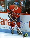 Kirk Muller Autographed Montreal Canadiens 8x10 Photo