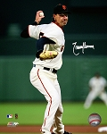 Randy Johnson Autographed San Francisco Giants 8x10 Photo