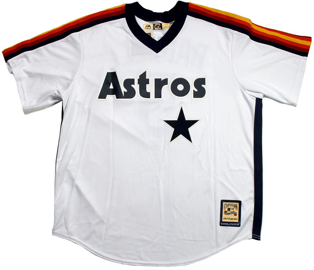 Houston Astros Throwback Replica Jersey