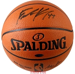 Frank Kaminsky Autographed NBA Indoor/Outdoor Basketball