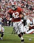 Eddie Lacy Autographed Alabama Crimson Tide 16x20 Photo