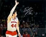 Frank Kaminsky Autographed Wisconsin Badgers 16x20 Photo