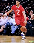 KJ McDaniels Autographed Houston Rockets 8x10 Photo