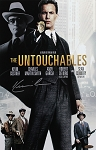 Kevin Costner Autographed Untouchables 11x17 Mini Movie Poster