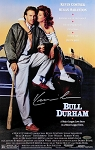 Kevin Costner Autographed Bull Durham 11x17 Mini Movie Poster