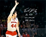Frank Kaminsky Autographed Wisconsin Badgers 16x20 Photo The Tank, 2015 POY, B2B Final 4
