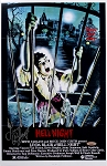 Linda Blair Autographed Hell Night 11x17 Mini Movie Poster