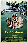 Michael O'Keefe Autographed Caddyshack 11x17 Mini Movie Poster Inscribed Noonan