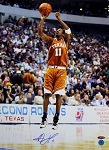 TJ Ford Autographed Texas Longhorns 16x20 Photo